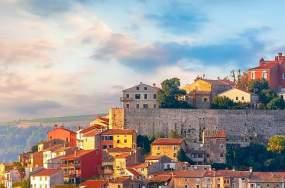Motovun, City on the hill