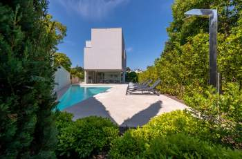 Luxury villa with pool in Rovinj